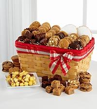 Mrs. Fields Snack Baskets
