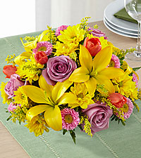 The FTD® Spring Sunshine™ Centerpiece