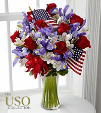 The FTD® Unity™ Bouquet - VASE INCLUDED