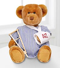 Build-A-Bear Workshop® Get Well Bear Patient