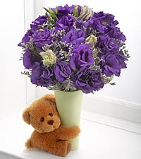 The FTD® Big Hug® Bouquet - VASE INCLUDED
