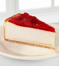 Eli® Strawberry Cheesecake - 9-inch