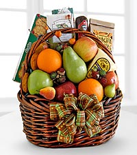 Fall Harvest Fruit Basket - Better