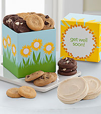 Mrs. Fields® Get Well Soon Ribbon Box