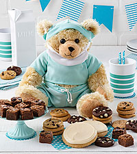 Mrs. Fields® Get Well Scrubs Bear