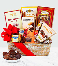 Chocolate Indulgence Baskets